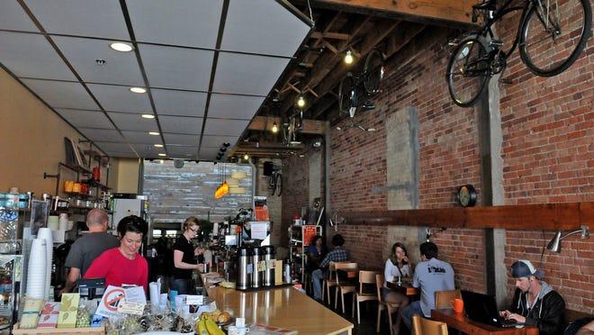 Kavarna Café, 143 N. Broadway.