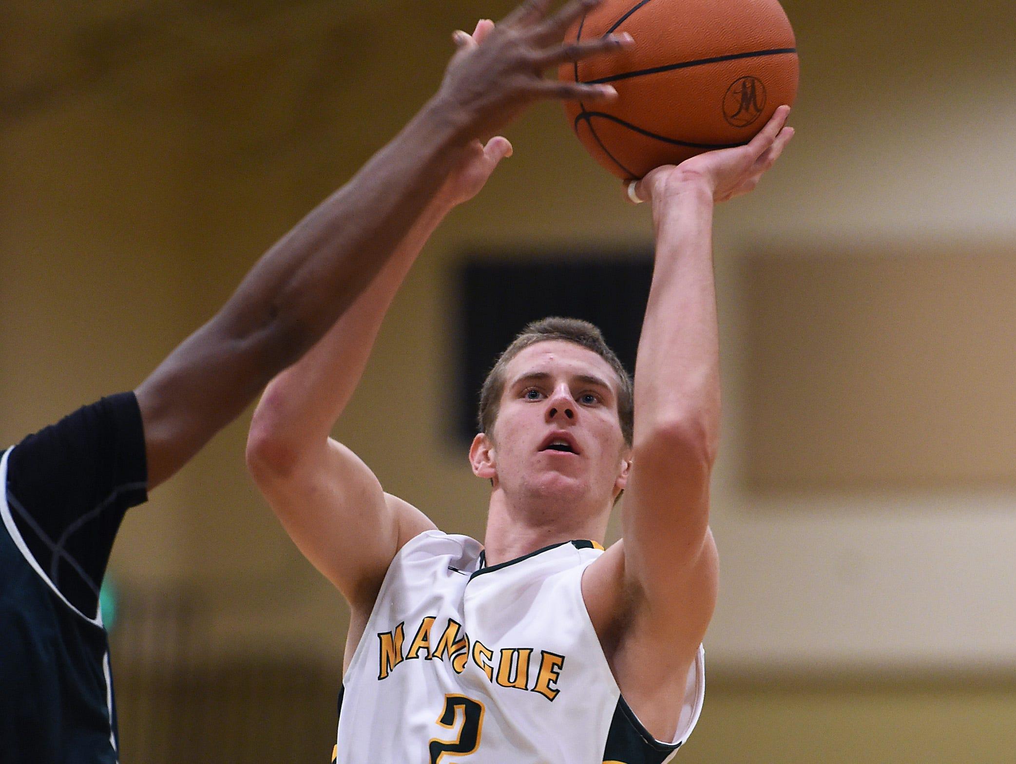 Bishop Manogue's Derek Novsek will play basketball for Rend Lake College in Ina, Ill.