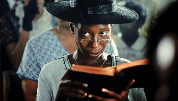 Whoopi Goldberg stars as a woman struggling with equality
