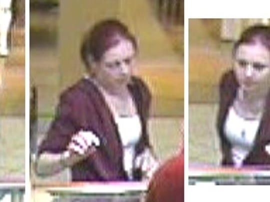 Warren County sheriff's detectives say this woman was involved in a March 24 home invasion.