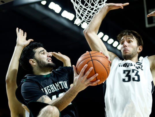 Worthy: Michigan State will be big test for Bearcats