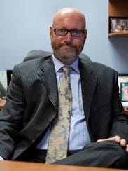 Steve Rough, director of pharmacy and clinical associate