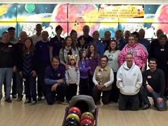 Door County Habitat for Humanity fourth annual Bowl-a-thon