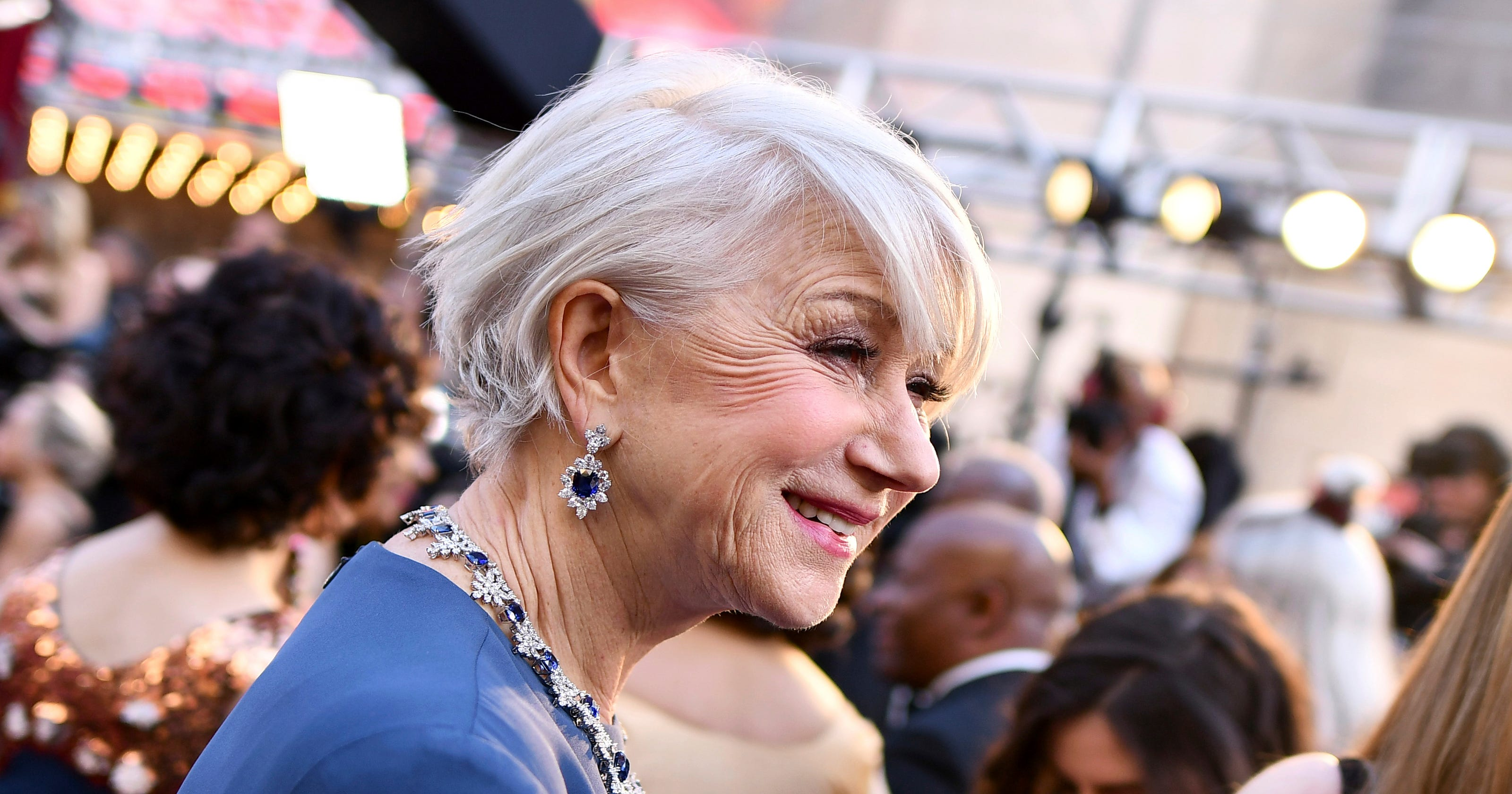 Helen Mirren From Oscars To The Leisure Seeker Talking With An Icon