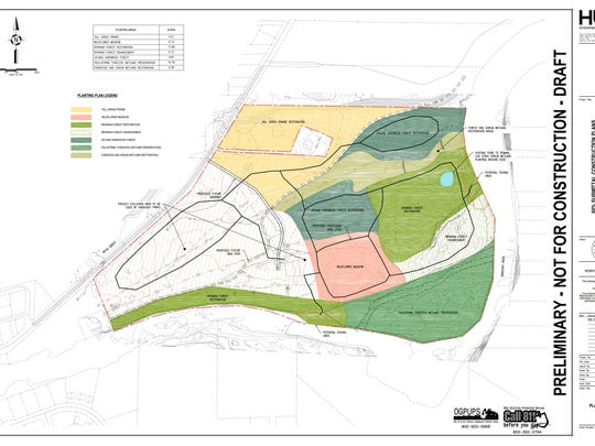The Sandusky County Park District has put together