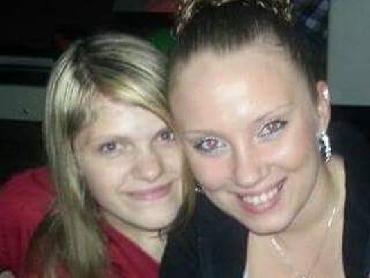 Amanda and Kara