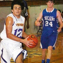 OC beat Sacred Heart-Ville Platte on Tuesday, 46-37.