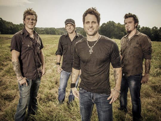 Parmalee will perform 4-7 p.m. Wednesday, Feb. 15 at International Agri-Center, 4500 S. Laspina St as part of the World Ag Expo.
