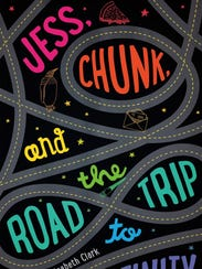 'Jess, Chunk, and the Road Trip to Infinity' by Kristin