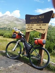 Boreas Pass in Colorado