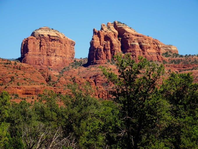 Red Rock State Park is a 286-acre nature preserve and