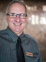 Heritage Inn general manager Bob Dompier says he's