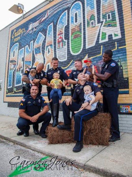 Hot cop challenge