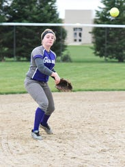 Chloe Swaisgood had 120 hist in her career as Fremont