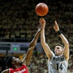 Purdue basketball: Pregame at Iowa