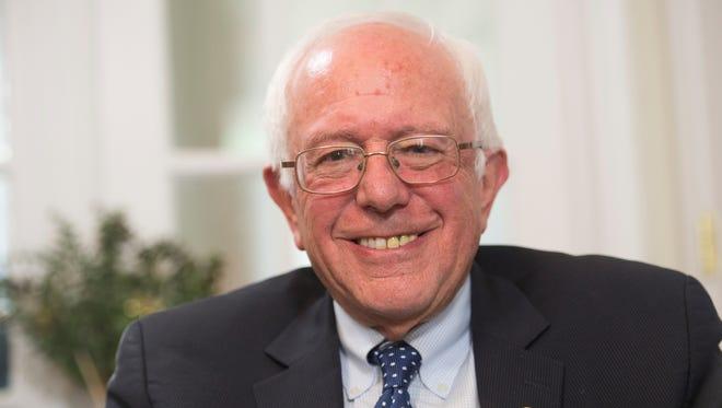Sen. Bernie Sanders, I.Vt., discusses the 2016 election with Capital Download's Susan Page.
