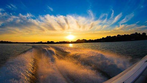 A Day at Lake Nasworthy