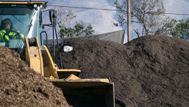 Agromin has turned more than 6 million tons of green waste into compost since the company began operating in 1993.