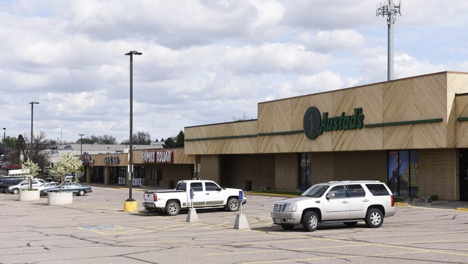 This east side strip mall hasn't been extensively renovated since it was built in the 1970s.