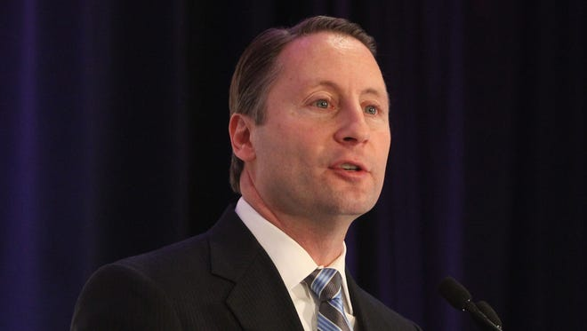 County Executive Rob Astorino, seen at the Westchester County Association breakfast Jan. 23.