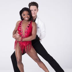 Olympian Simone Biles, Bachelor Nick Viall, Mr. T top latest 'Dancing' cast