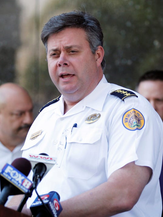 NOPD Chief Retires (2)