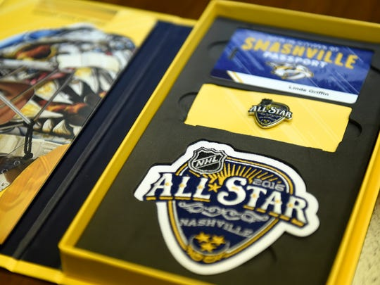 Here are the Predators tickets that center Mike Fisher