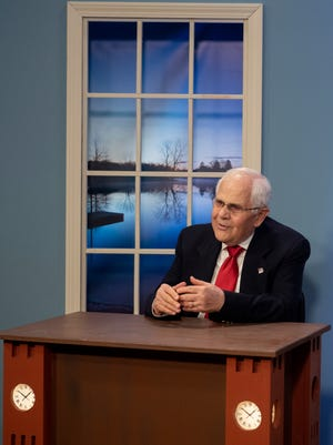 Hudson Community Television (HCTV) is celebrating 20 years of its Good Day in Hudson program. Good Day in Hudson host Frank Youngwerth talks about the show shortly after taping the anniversary program. The first airing will be Aug. 3.