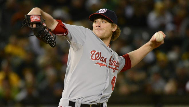 A regular starter, Ross Detwiler, 28, was moved to the bullpen last season with the Nationals.