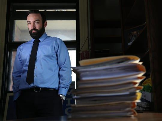 Tony Paris, Lead Attorney for the Sugar Law Center