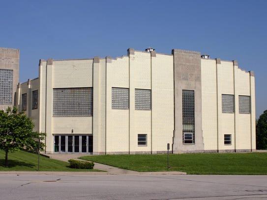 Tyson Auditorium, Versailles, Ind.