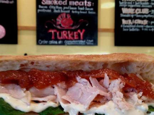 Goose the Market - Stahly Sandwich