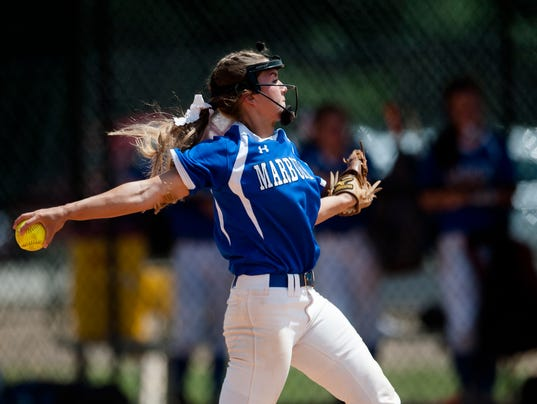 AHSAA State Softball: Marbury vs. Ardmore