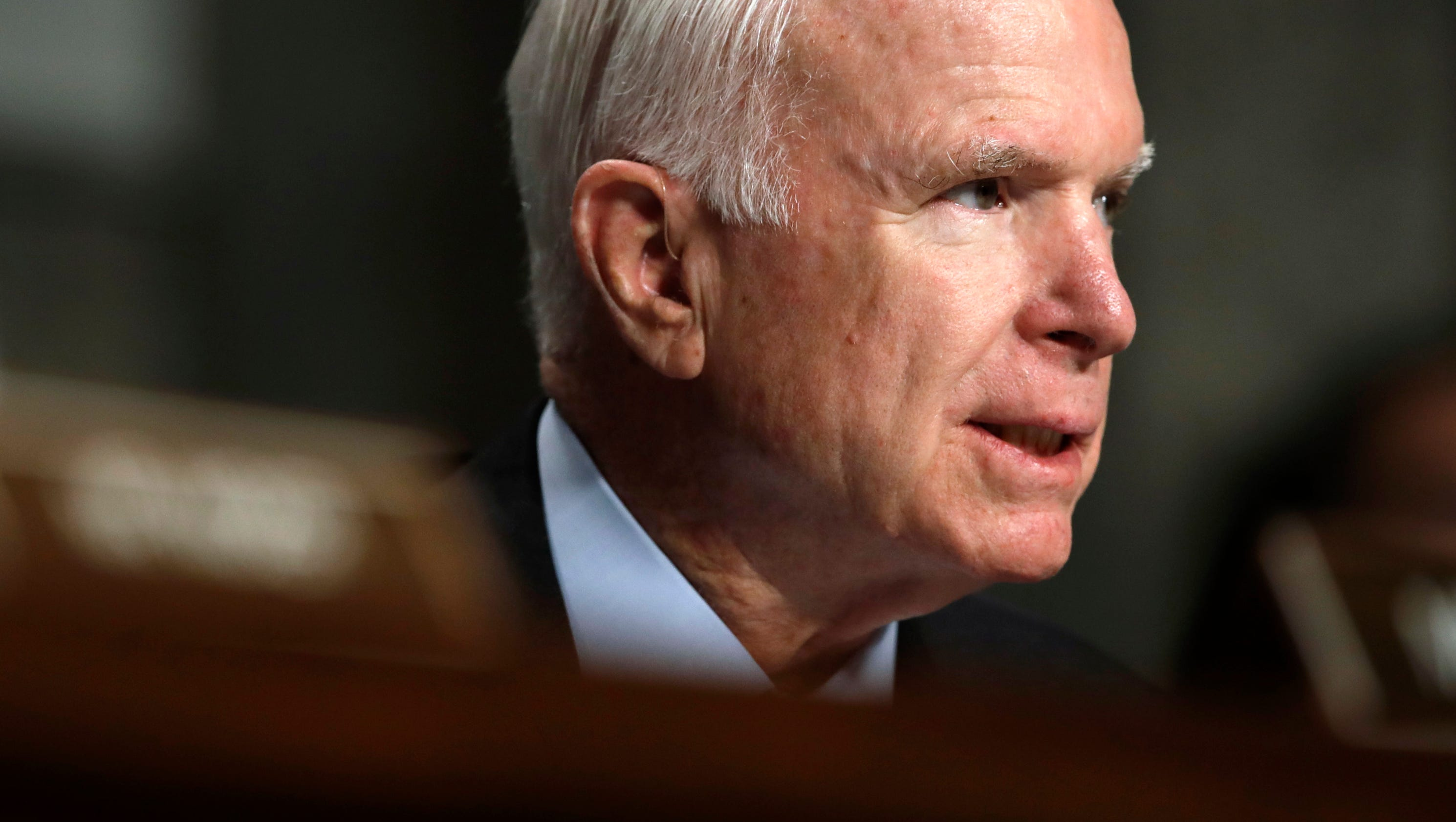 "an introduction to john mccains media efforts John mccain's replacement used in gubernatorial fundraising effort  heirlooms,""  bennett said in an interview with capitol media services."