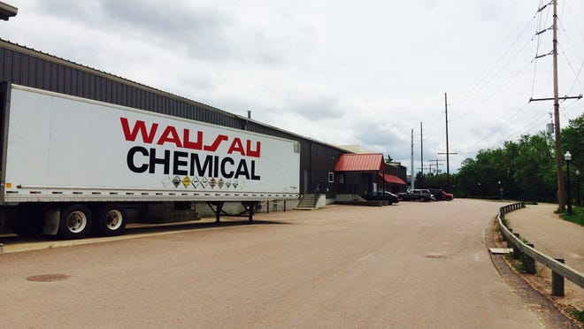 Wausau proposes to provide financial help to relocate Wausau Chemical from its current site along the River Edge Parkway to a new location in the industrial park.