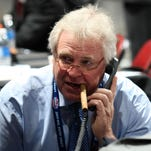 Glen Sather, with an unlit cigar never far away, has enjoyed a lengthy career working the phones as an executive with the Edmonton Oilers and the Rangers.