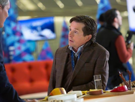 Michael J. Fox comedy