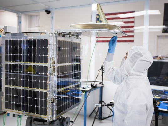 SkySat-1intheCleanRoom