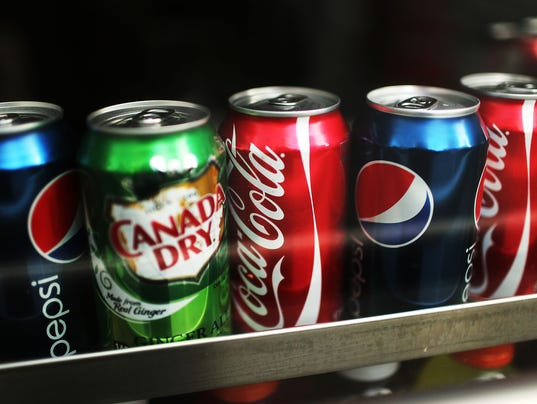Extra charge for sugary drinks