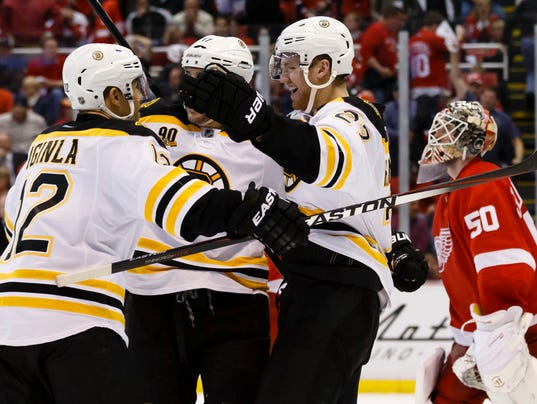 Scary-good Bruins Might Be Better Than 2011 Champs