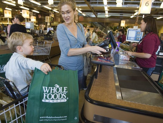 Whole Foods Market Overpricing California