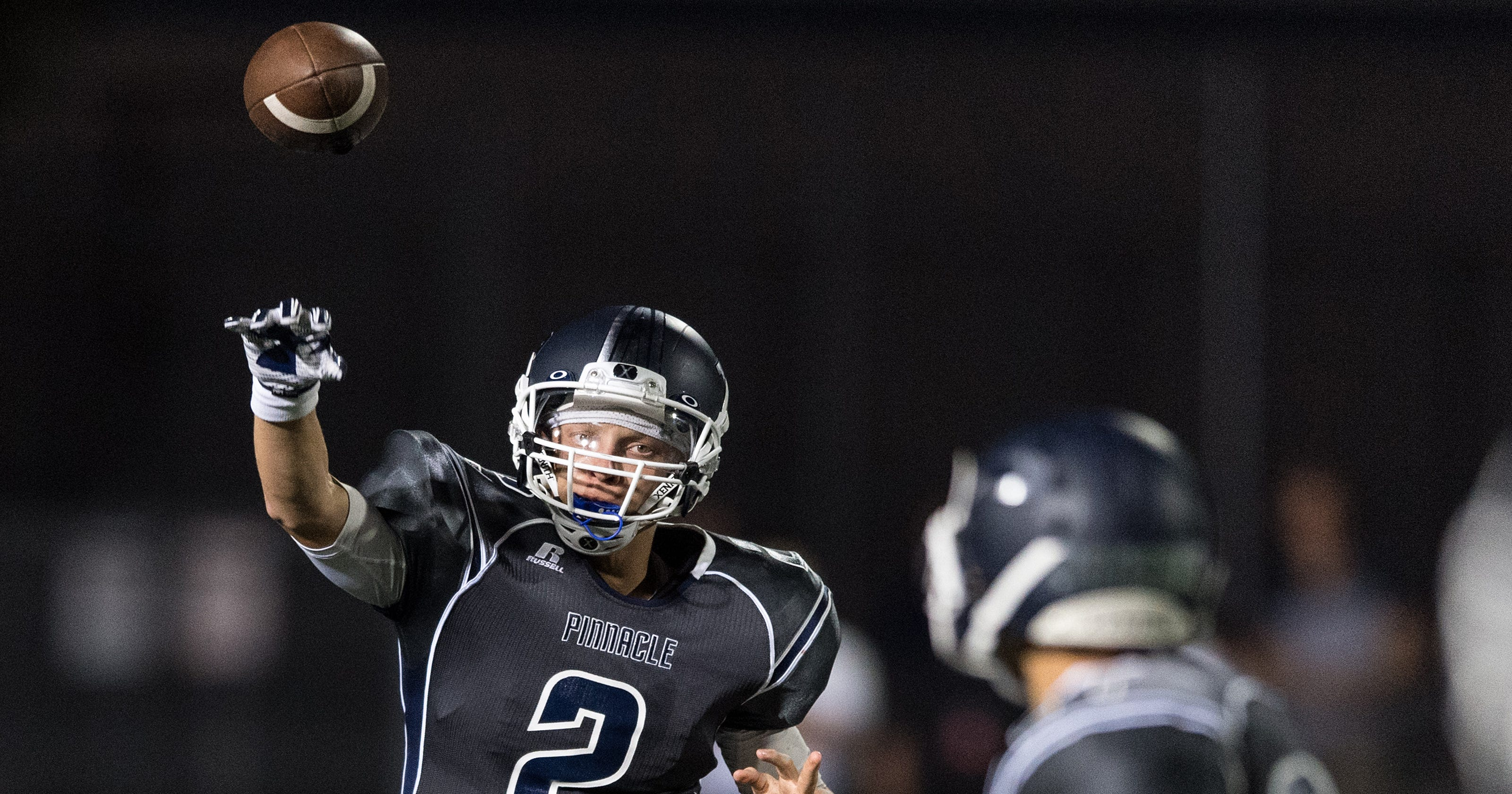 b136f42f20c Pinnacle QB Spencer Rattler receives highest possible star ranking