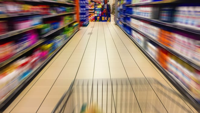 Grocery shopping for lohud columnist Dan Bova is mission impossible.