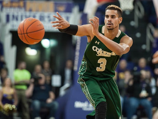 NCAA Basketball: Colorado State at Northern Iowa