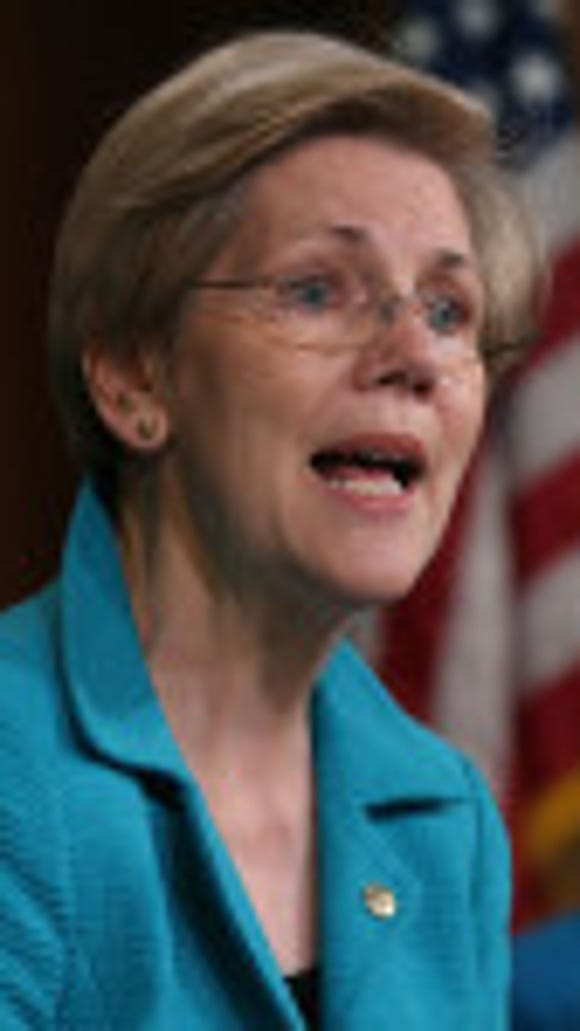 Sen. Elizabeth Warren (Mark Wilson/Getty Images)