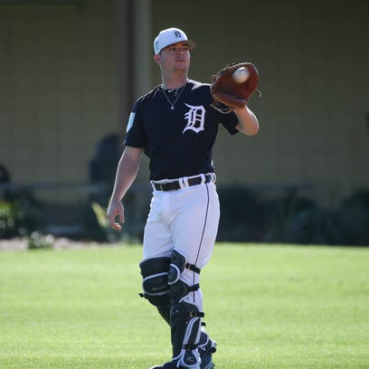 Detroit Tigers prospect Jake Rogers: Where did catcher's power go?