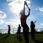 Photos: Softball Practice in York and Adams