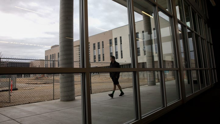 Rats quickly removed from new Farmington High School building