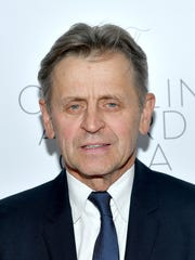 Choreographer Mikhail Baryshnikov attends the 45th