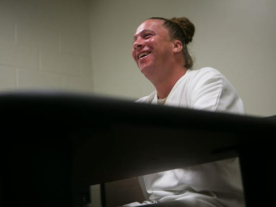 Charlese Smith, then named Charles Smith, a transgender inmate at the James T. Vaughn Correctional Center.